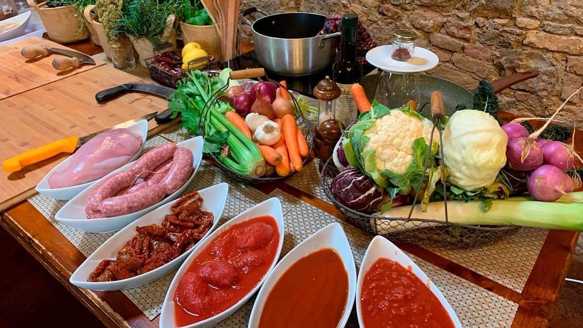 Дегустационная экскурсия «Вино, сыр и шафран» (фото 8)