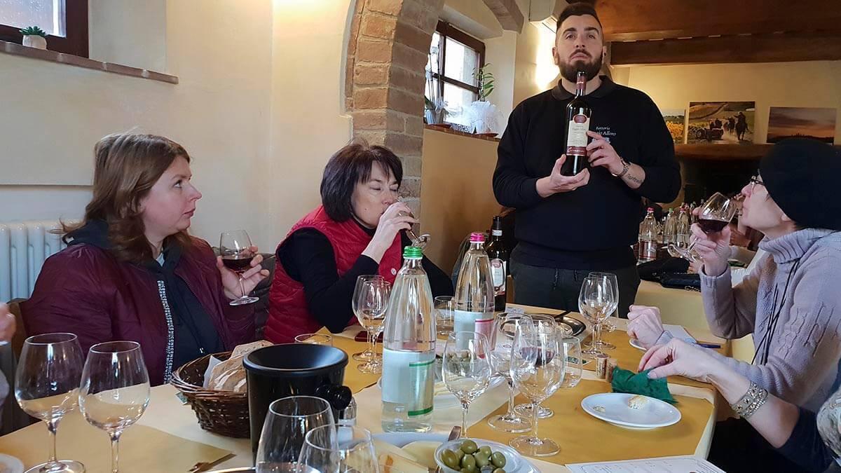 Дегустационная экскурсия «Вино, сыр и шафран» (фото 9)