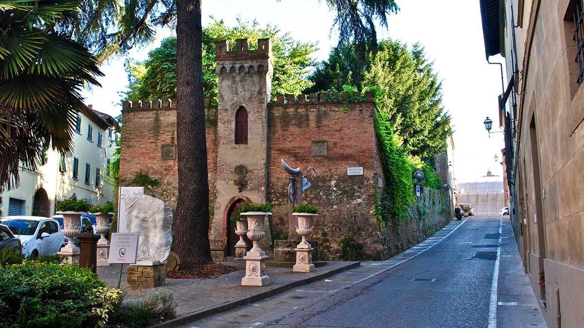 Дегустационная экскурсия: Пиза – земля Кьянти и Винсанто (фото 3)