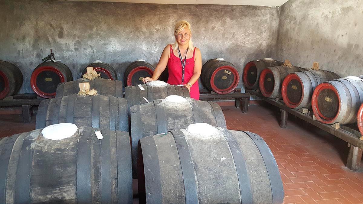 Дегустационная экскурсия в Монтекарло ли Лукка (фото 5)