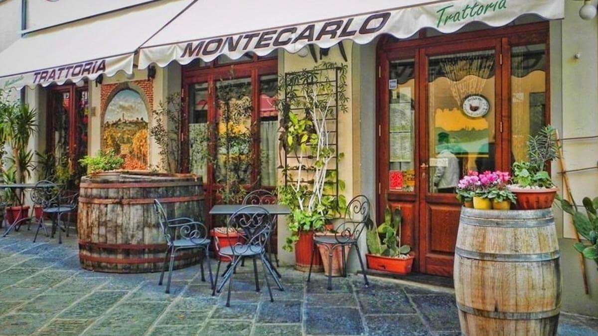 Дегустационная экскурсия в Монтекарло ли Лукка (фото 9)