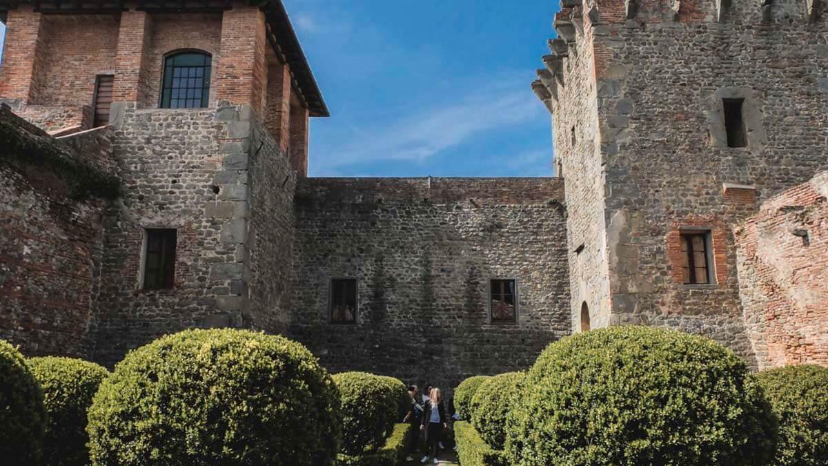 Дегустационная экскурсия в Монтекарло ли Лукка (фото 10)