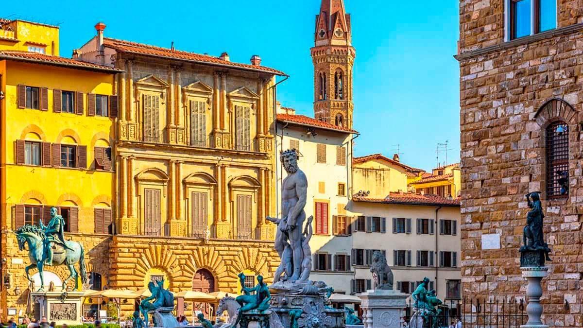 Экскурсия для круизных туристов из порта Ла Специя во Флоренцию (фото 8)