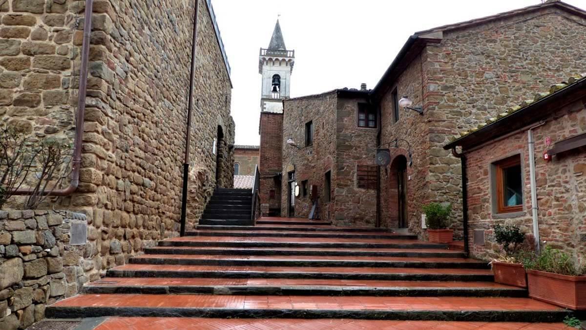 Экскурсия в Винчи - город Леонардо (фото 6)