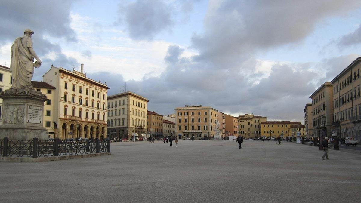 Обзорная экскурсия по Ливорно (фото 9)