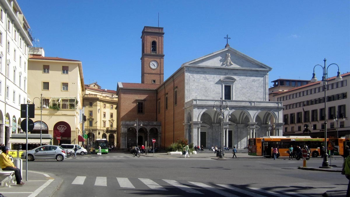 Обзорная экскурсия по Ливорно (фото 10)