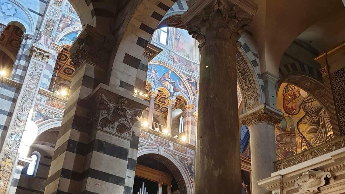 Экскурсия для круизных туристов из Ла Специя в Лукку и Пизу (фото 8)