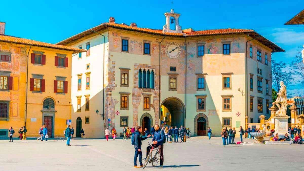 Экскурсия для круизных туристов из Ла Специя в Лукку и Пизу (фото 10)