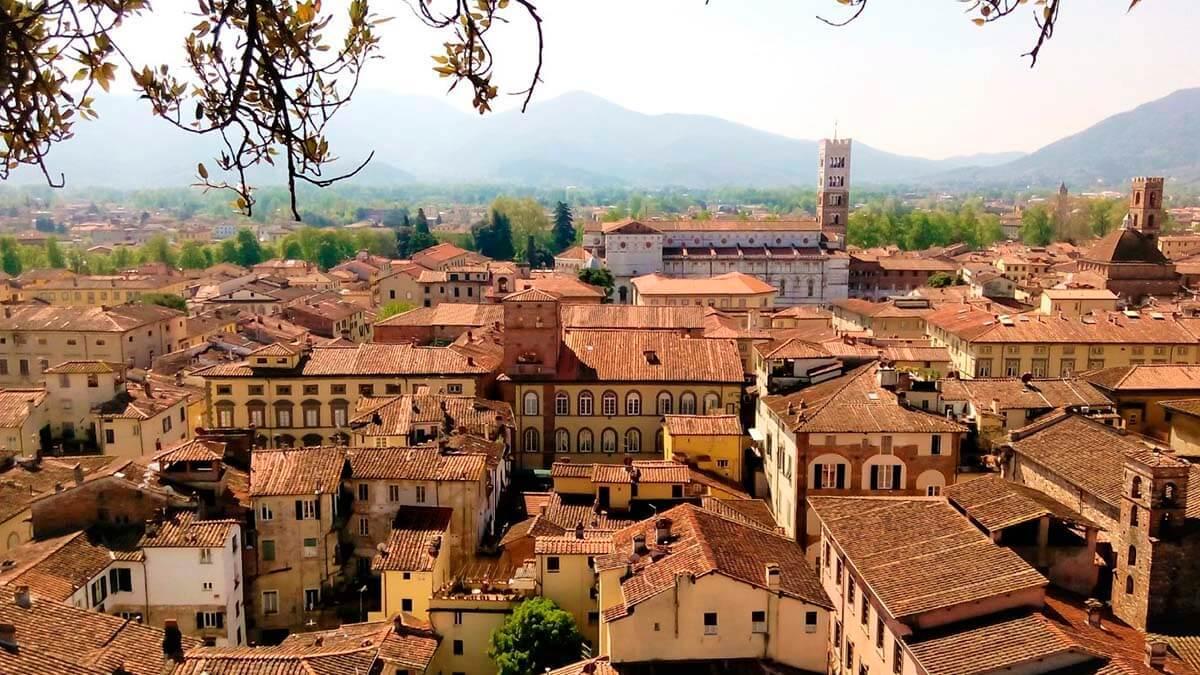 Экскурсия для круизных туристов из Ливорно в Лукку и Монтекарло ди Лукка (фото 3)