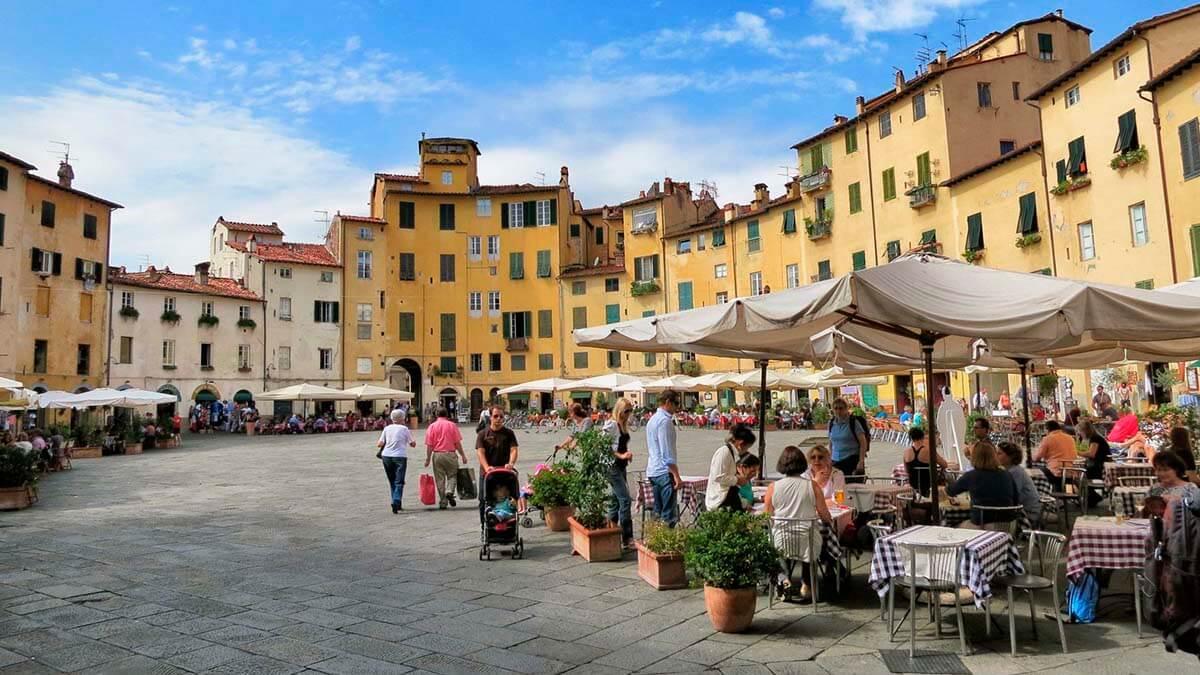 Экскурсия для круизных туристов из Ливорно в Лукку и Монтекарло ди Лукка (фото 4)