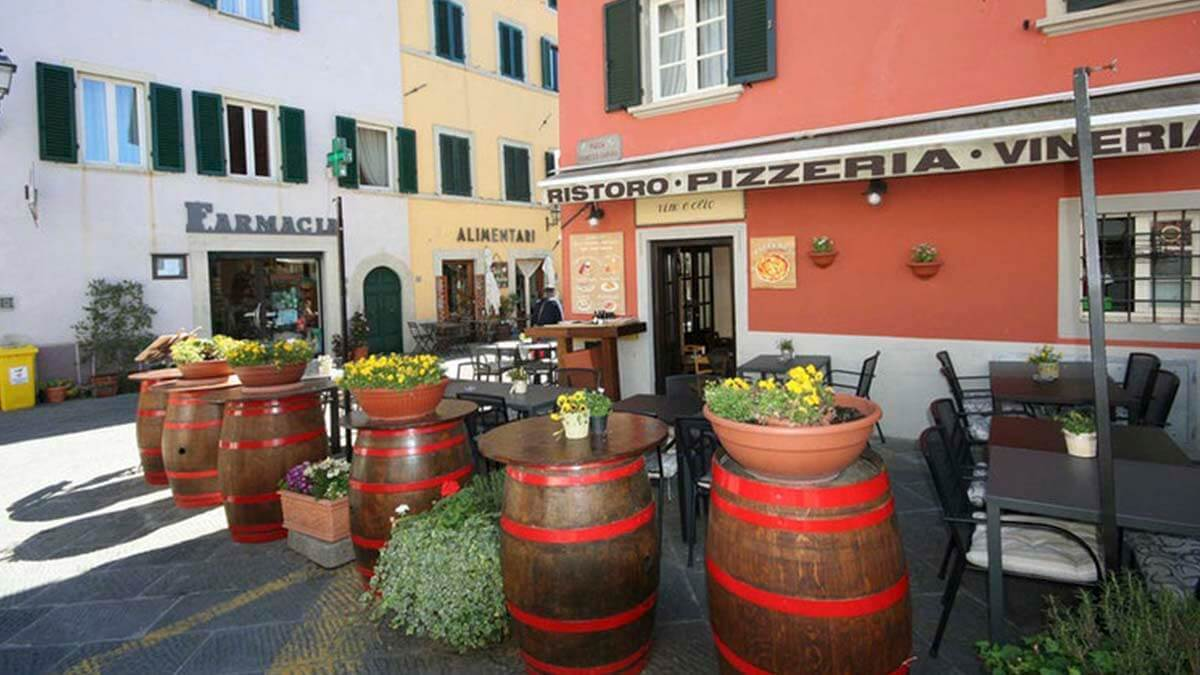 Экскурсия для круизных туристов из Ливорно в Лукку и Монтекарло ди Лукка (фото 8)