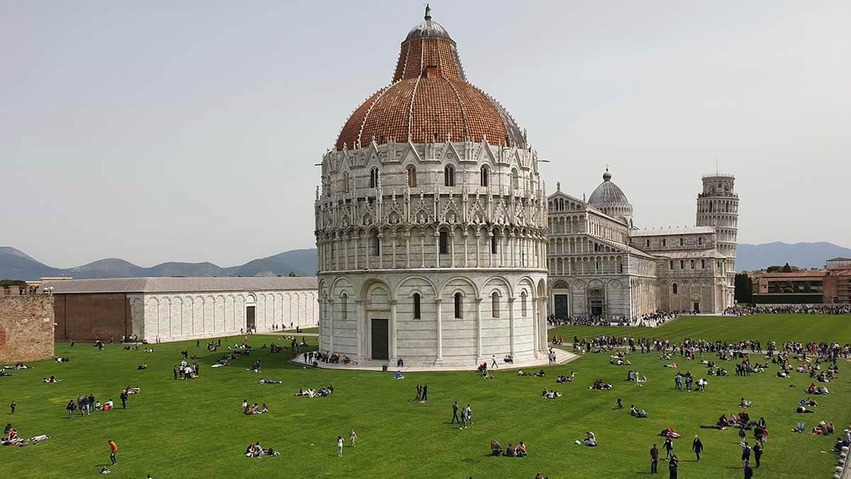 Экскурсия для круизных туристов из Ливорно в Пизу (фото 3)