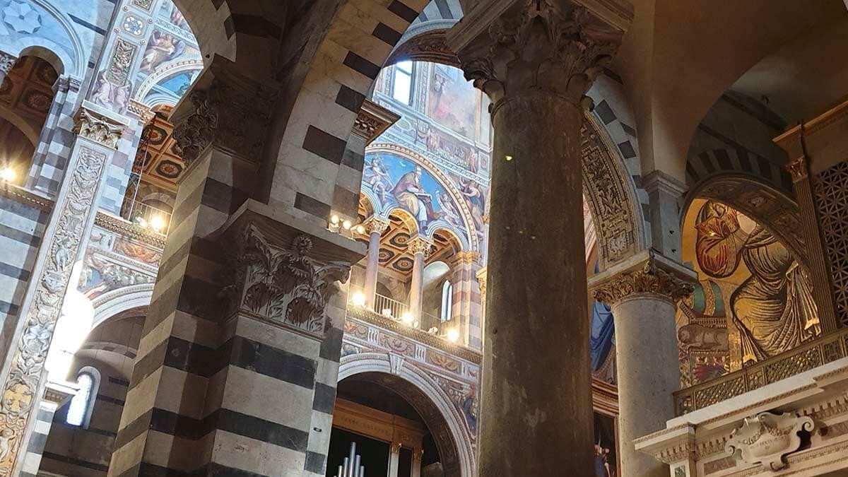 Экскурсия для круизных туристов из Ливорно в Пизу (фото 5)