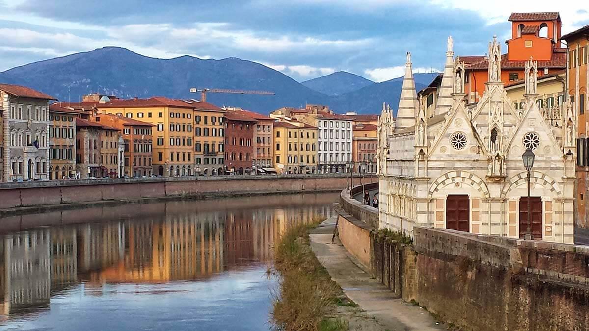 Экскурсия для круизных туристов из Ливорно в Пизу (фото 7)