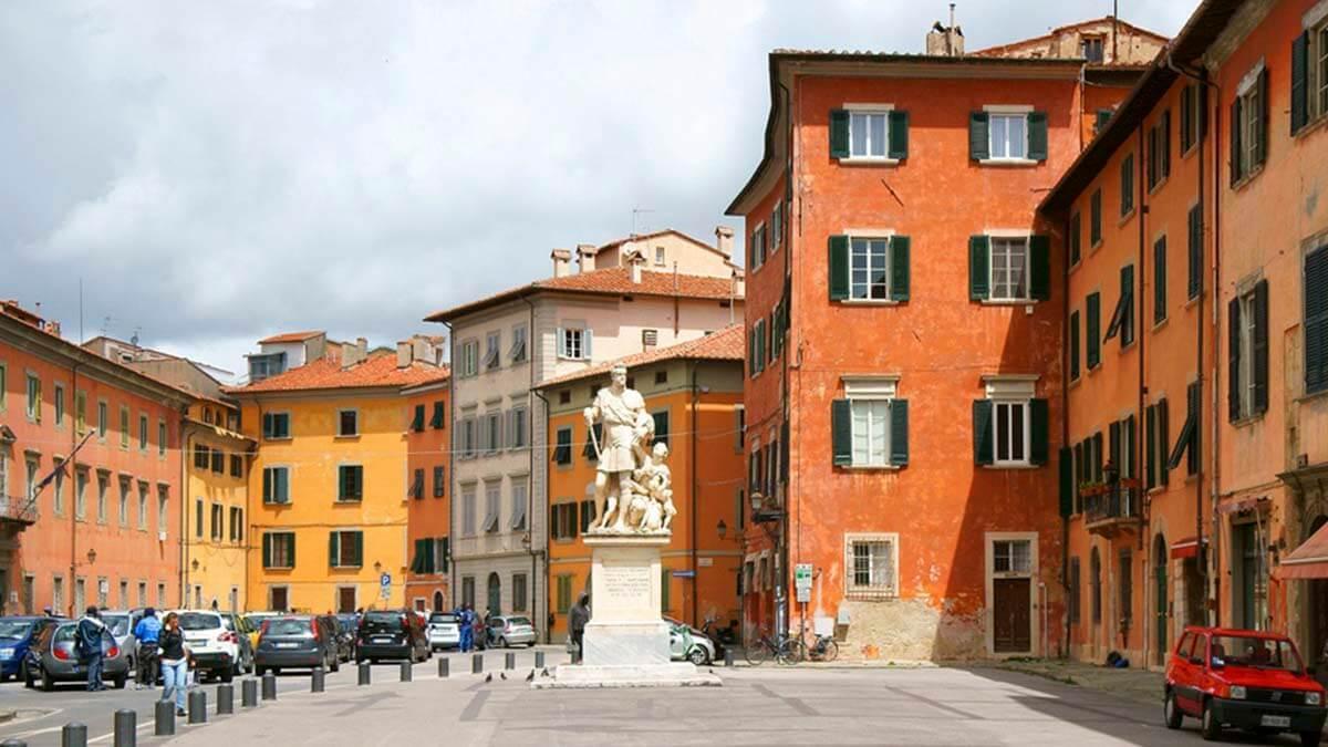 Экскурсия для круизных туристов из Ливорно в Пизу (фото 8)