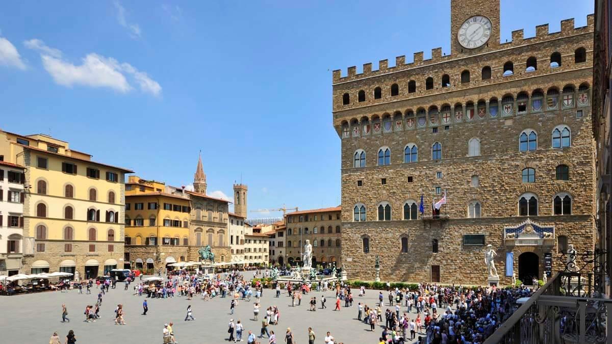 Экскурсия для круизных туристов из Ливорно во Флоренцию и Пизу (фото 3)