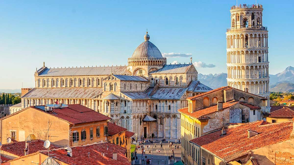 Экскурсия для круизных туристов из Ливорно во Флоренцию и Пизу (фото 6)