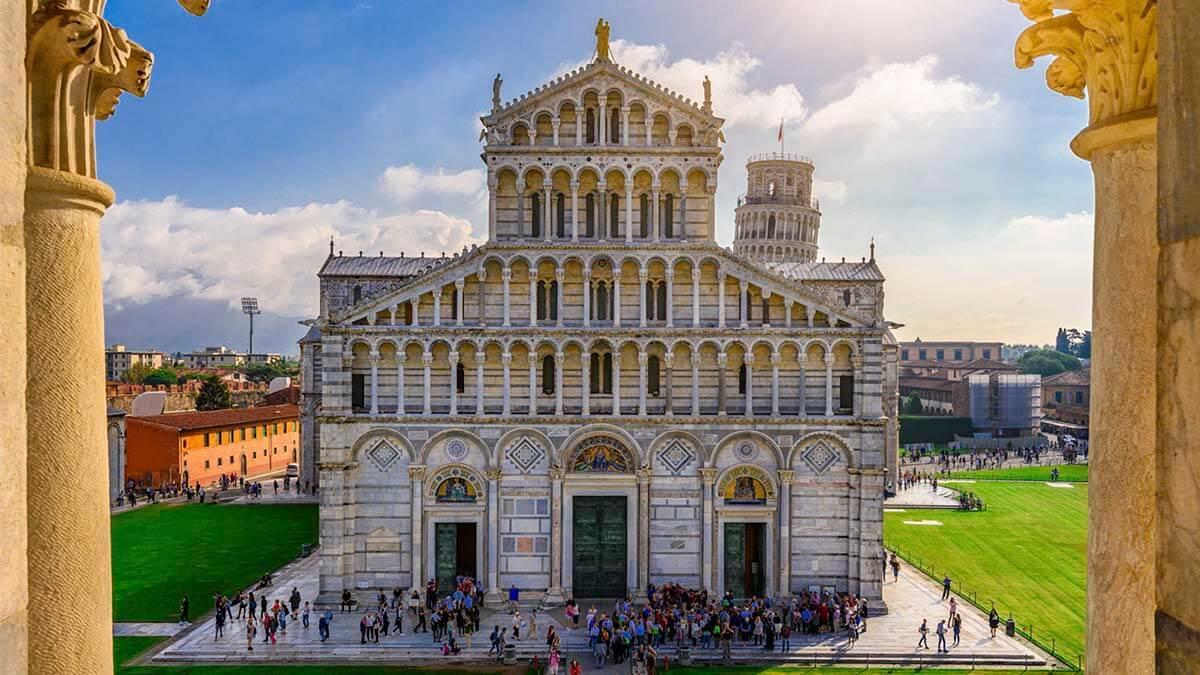 Экскурсия для круизных туристов из Ливорно во Флоренцию и Пизу (фото 7)
