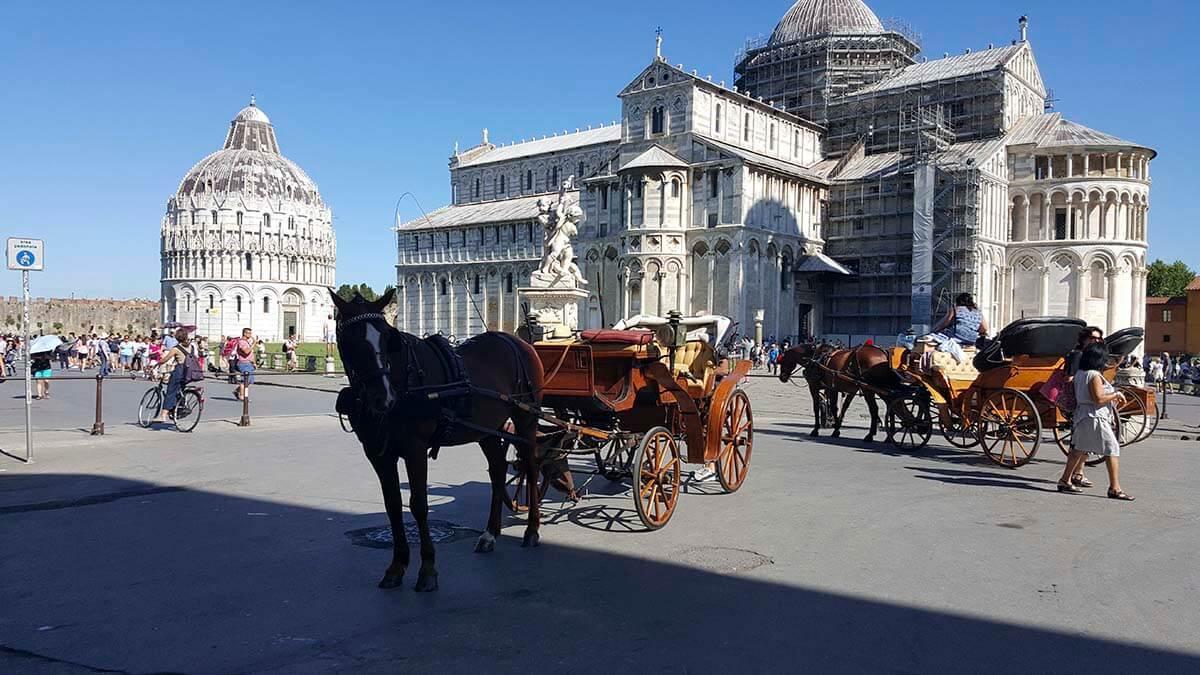 Экскурсия для круизных туристов из Ла Специя в Пизу на авто (фото 4)
