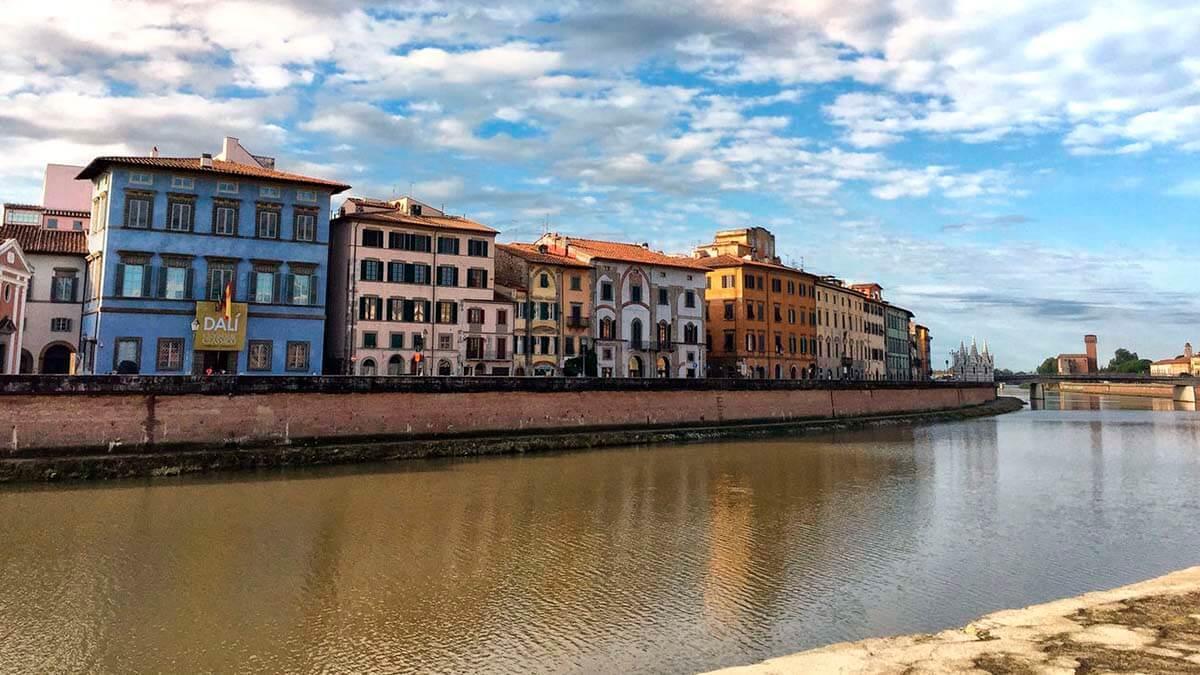 Экскурсия для круизных туристов из Ла Специя в Пизу на авто (фото 9)