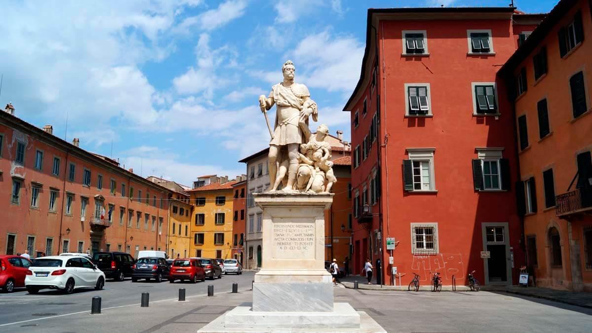 Экскурсия для круизных туристов из Ла Специя в Пизу на авто (фото 10)