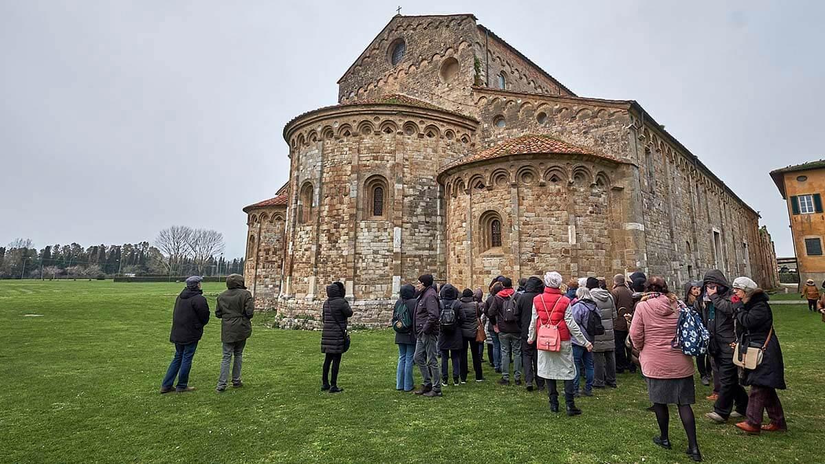 Экскурсия: Пиза и Базилика в Сан Пьеро а Градо (фото 1)