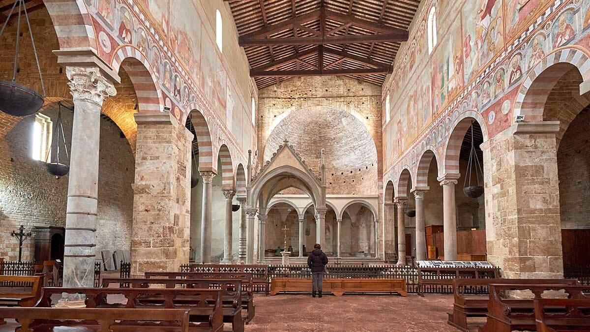 Экскурсия: Пиза и Базилика в Сан Пьеро а Градо (фото 2)