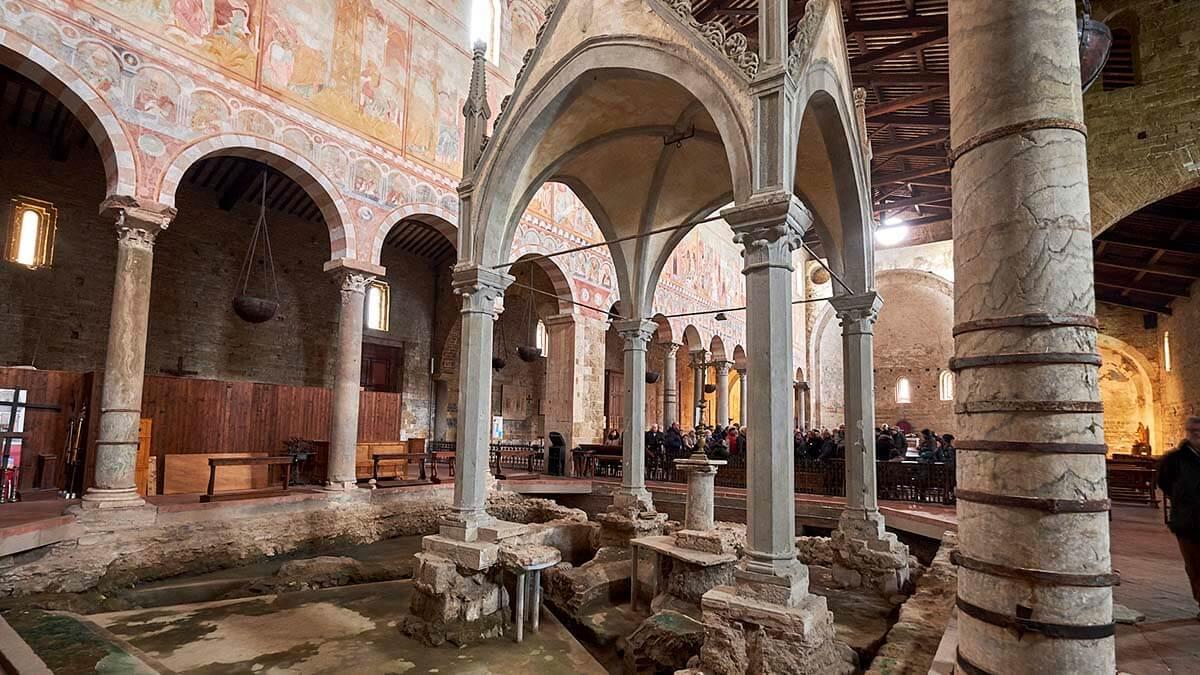 Экскурсия: Пиза и Базилика в Сан Пьеро а Градо (фото 5)