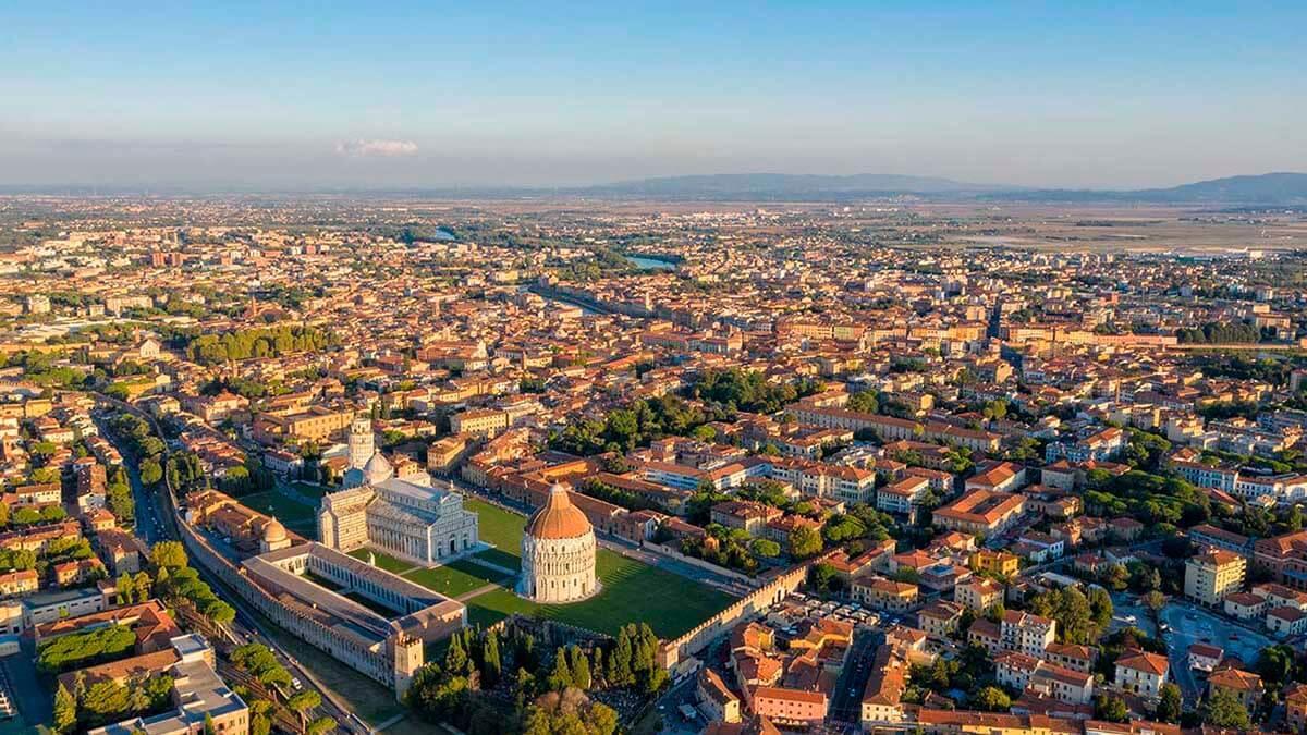 Экскурсии по городу Пиза (фото 1)