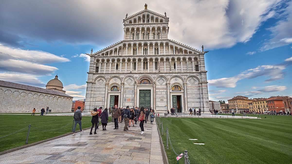 Экскурсии по городу Пиза (фото 3)