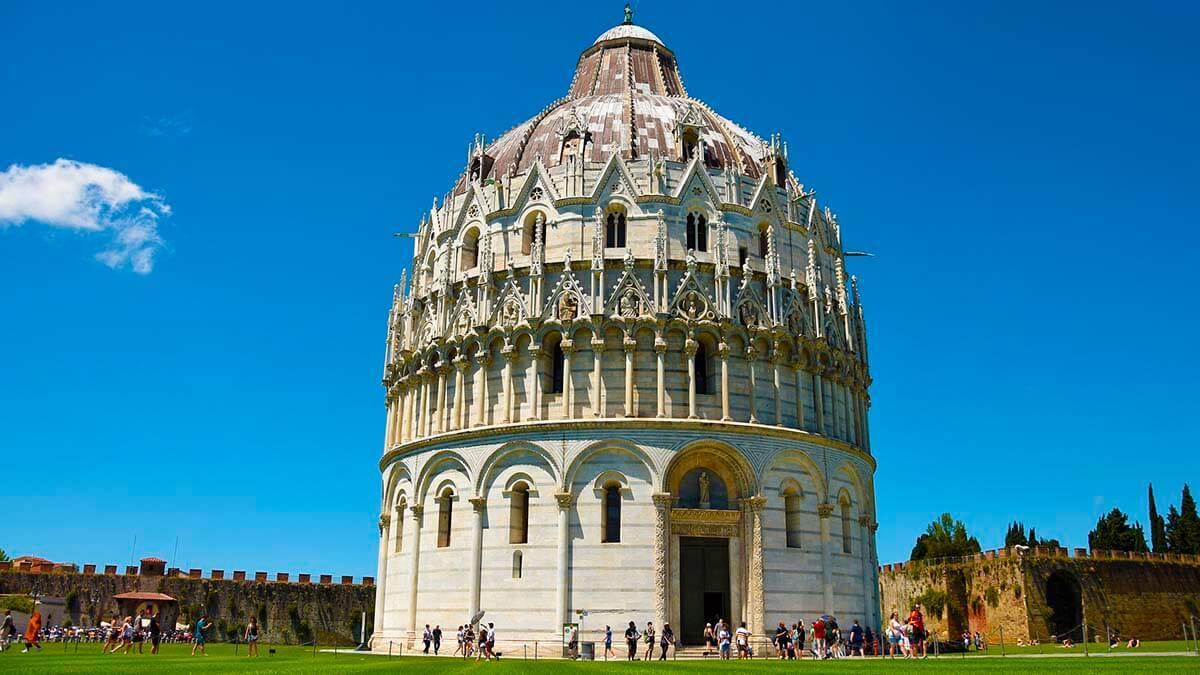 Экскурсии по городу Пиза (фото 4)