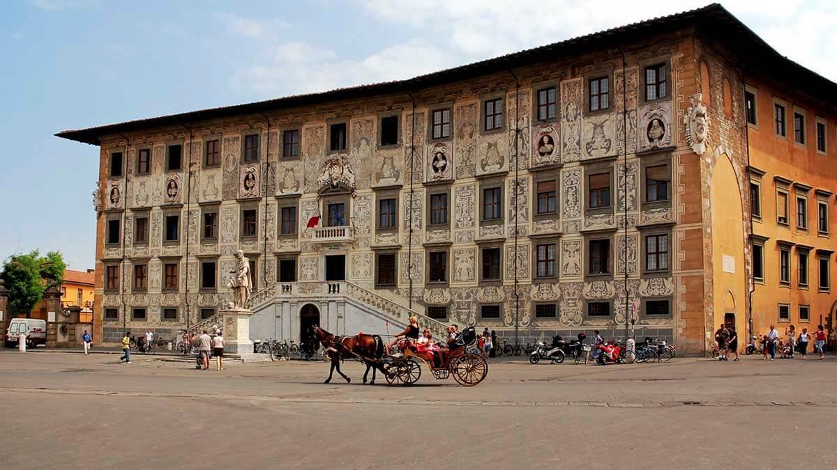 Экскурсии по городу Пиза (фото 7)