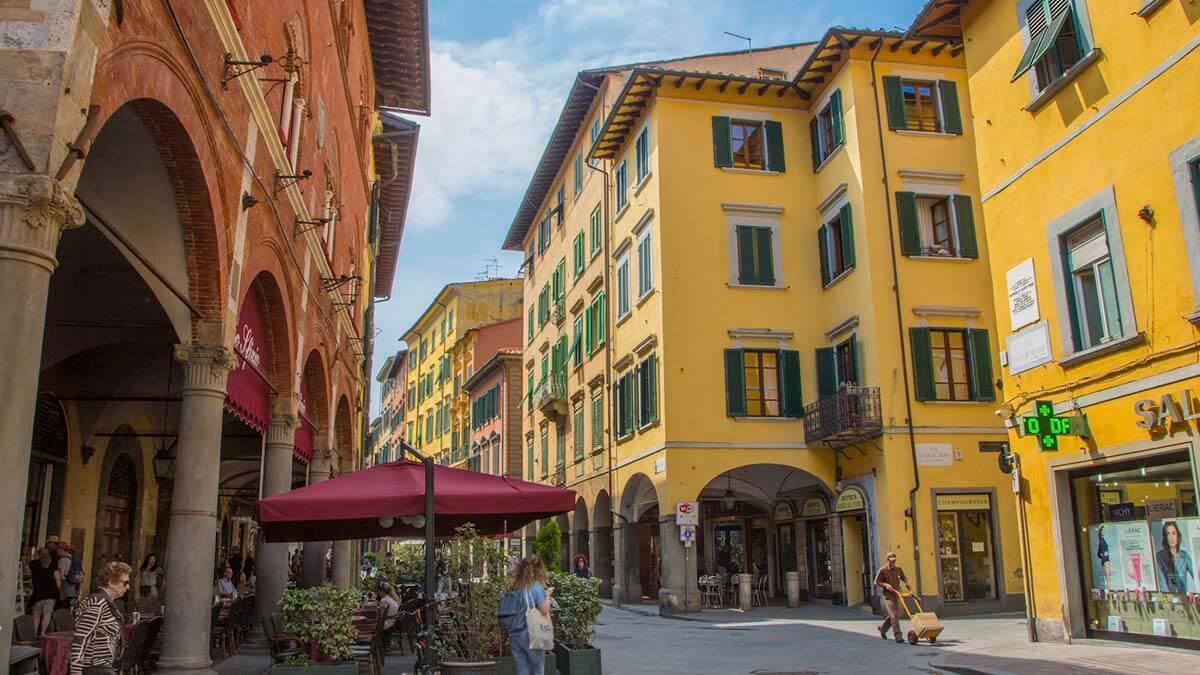 Экскурсии по городу Пиза (фото 8)