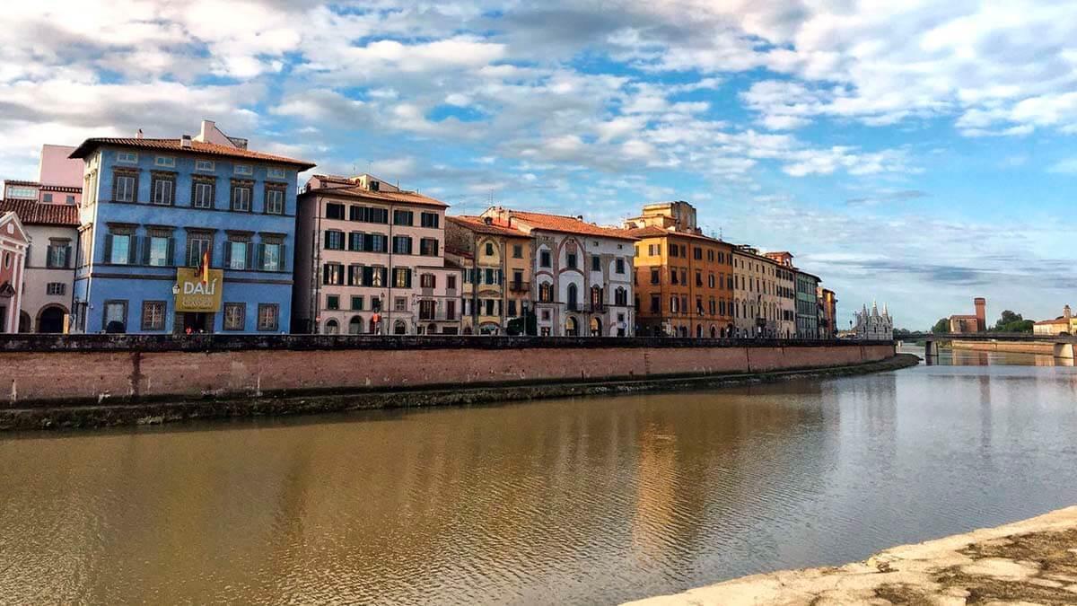 Экскурсии по городу Пиза (фото 9)
