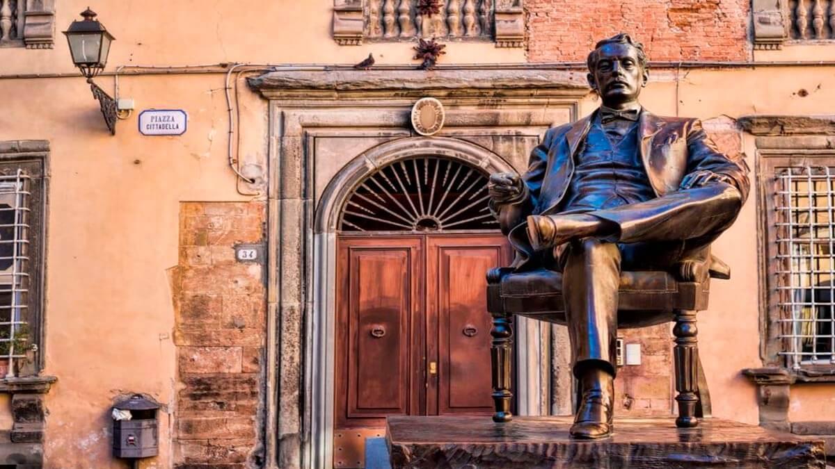 Экскурсия: Один день с Джакомо Пуччини (фото  2)
