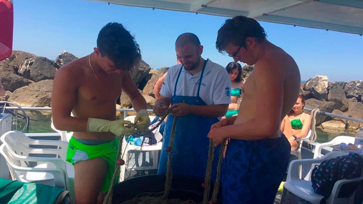 Экскурсия: Один день с рыбаками (фото 6)