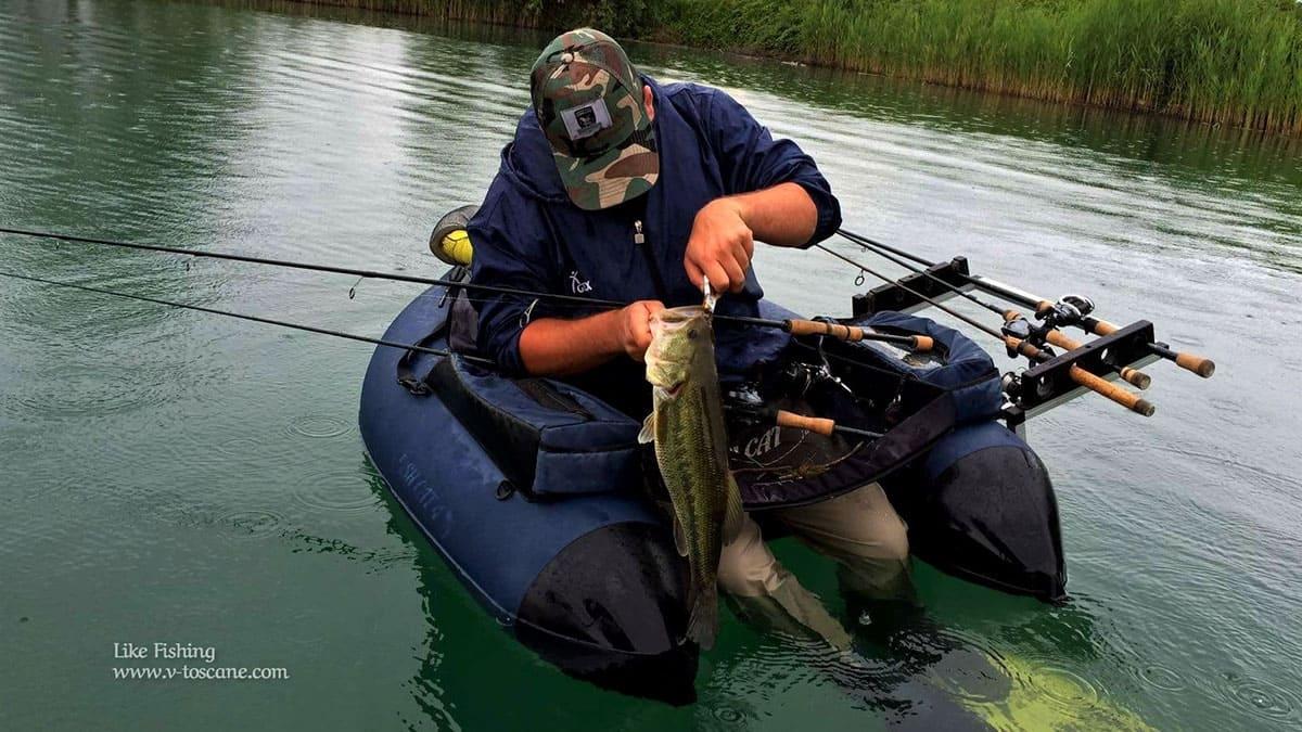Озёрная рыбалка (фото 4)