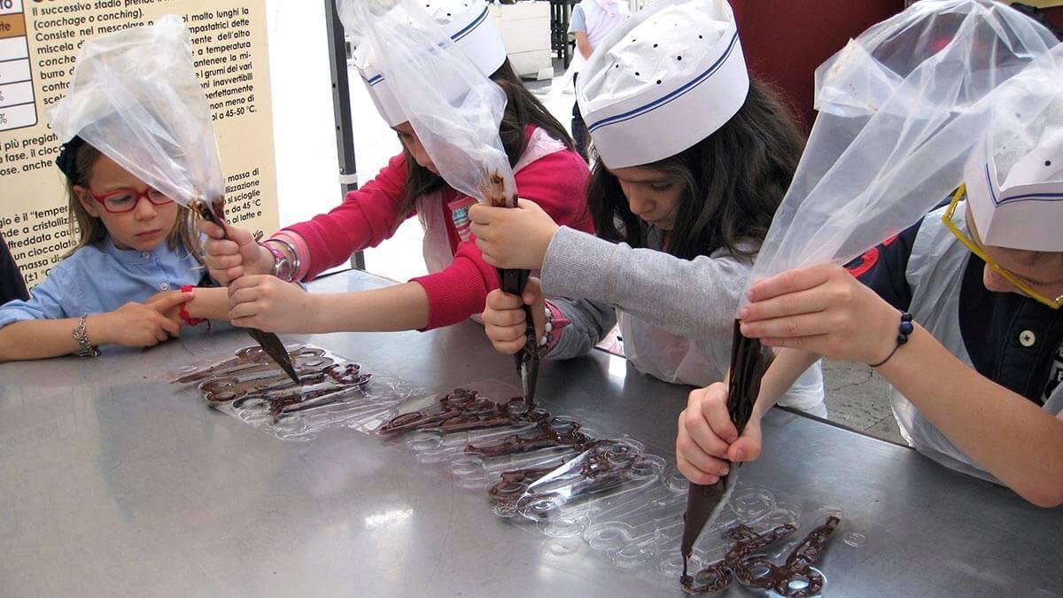 Экскурсия: Урок шоколада made in Pisa (фото 5)