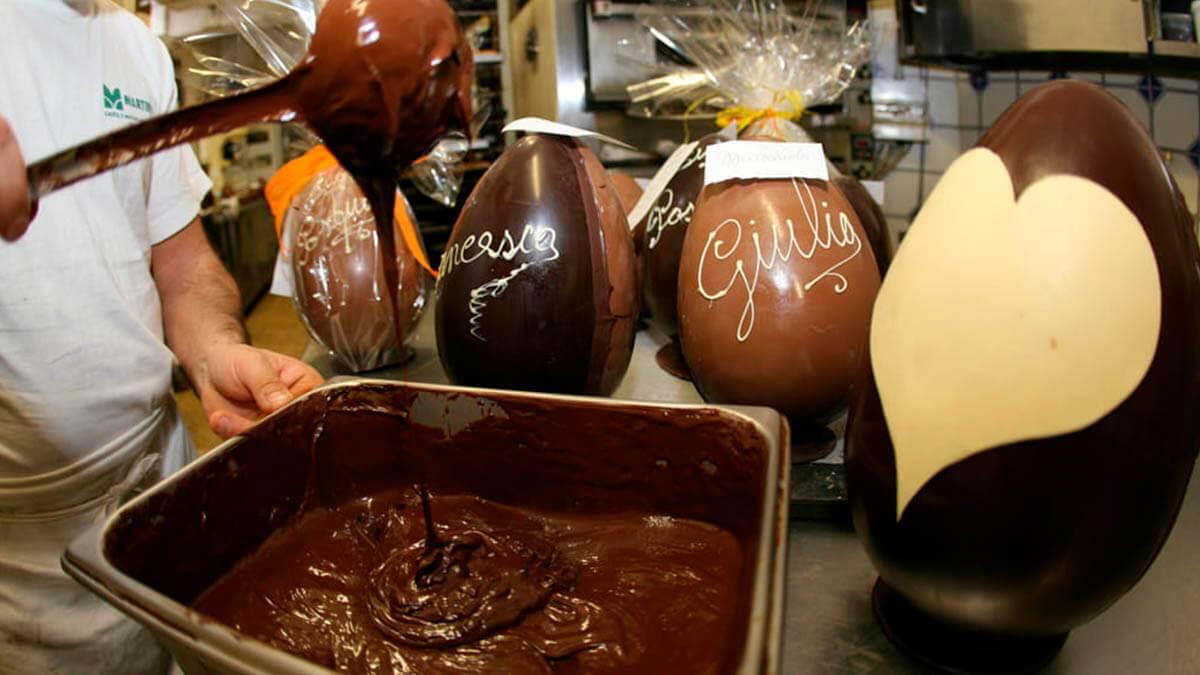 Экскурсия: Урок шоколада made in Pisa (фото 6)