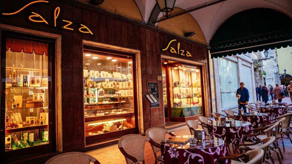 Экскурсия: Урок шоколада made in Pisa (фото 9)