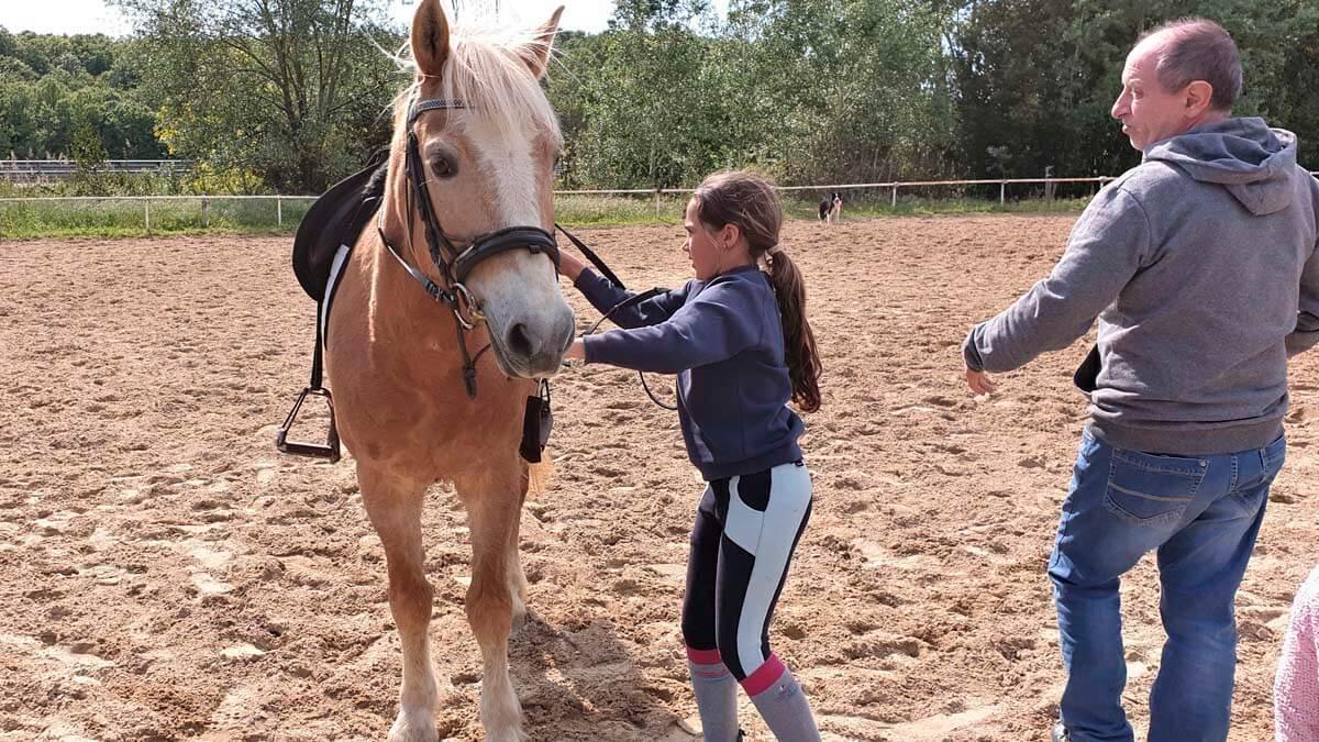 Уроки верховой езды для детей в Пизе (фото 4)