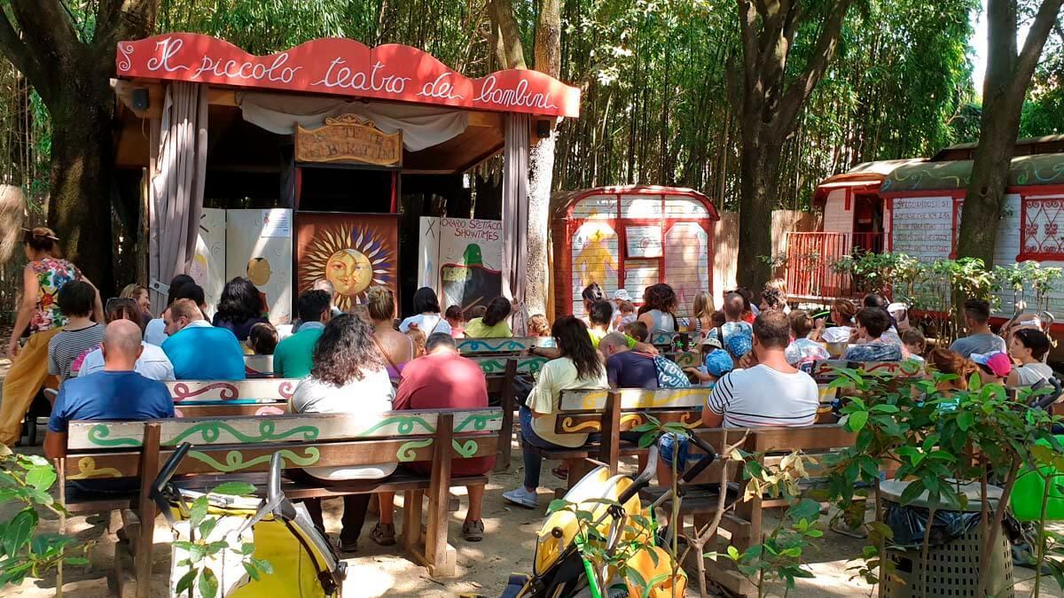 Экскурсия: В гостях у Парка Пиноккио и Дома бабочек (фото 7)