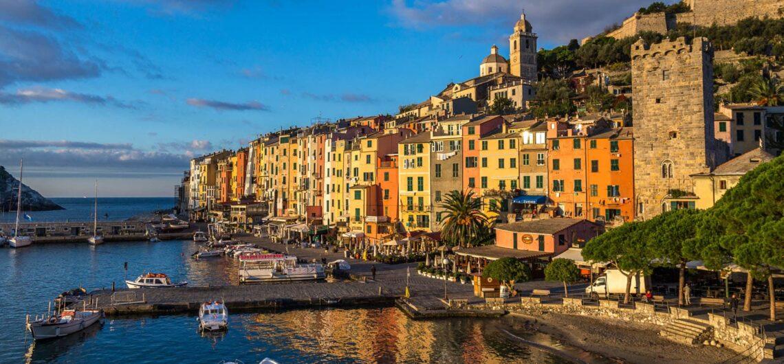 Экскурсии в круизе: порт Ла Специя - превью