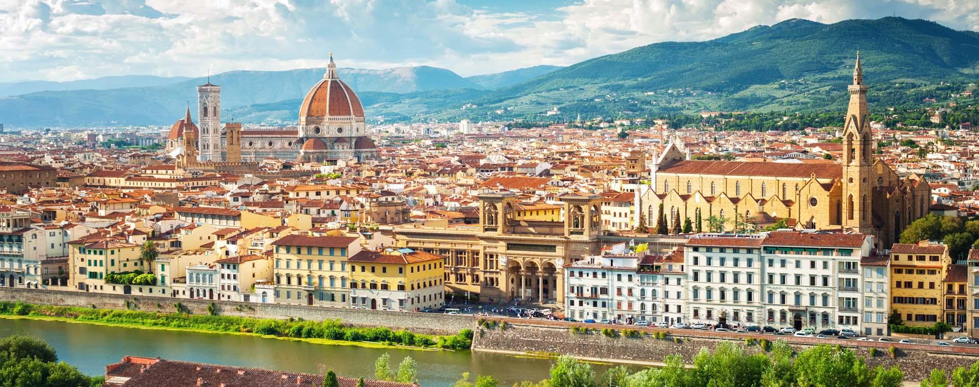 Экскурсия из Ливорно во Флоренцию и Пизу - гид Ирина Лихота