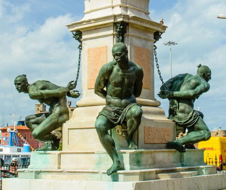 Обзорная экскурсия по Ливорно - гид Ирина Лихота
