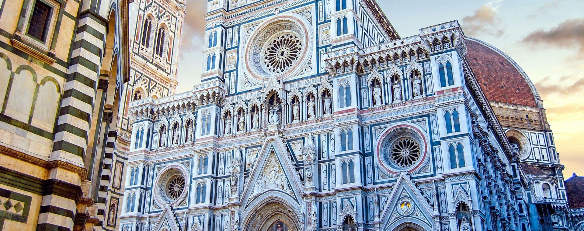 Экскурсия из порта Ла Специя во Флоренцию - гид Ирина Лихота