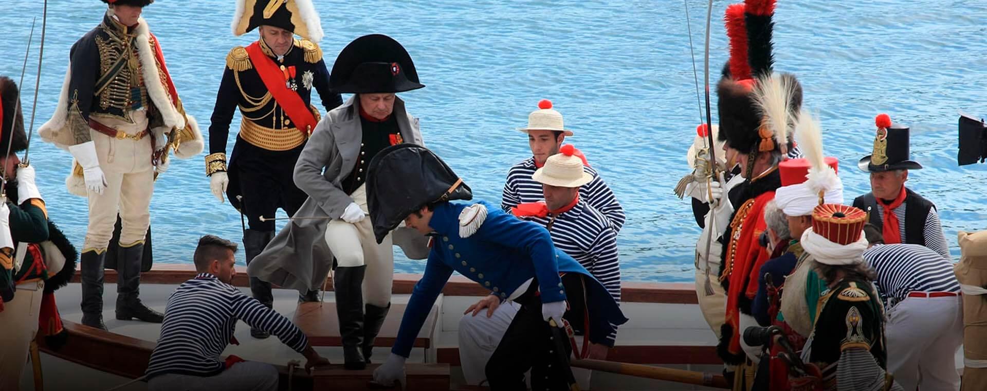 Один день с Наполеоном I Бонапартом - экскурсии с гидом Ирина Лихота