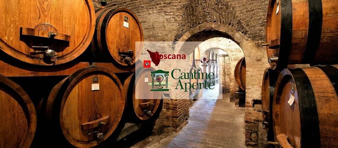 Тоскана - День открытых винных погребов