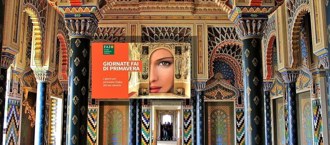 Le Giornate FAI di Primavera | Национальные эксклюзивные дни культуры FAI