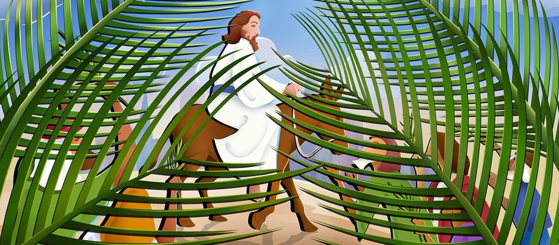 Пальмовое Воскресенье - Italia | Domenica delle Palme